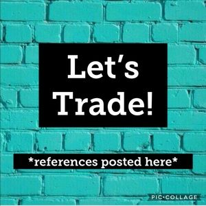 TRADE REFERENCES 🤍